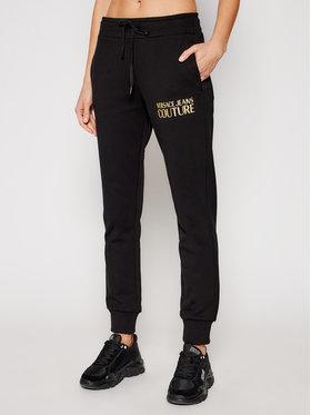 Versace Jeans Couture Versace Jeans Couture Teplákové nohavice A1HWA1TA Čierna Regular Fit