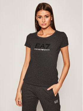 EA7 Emporio Armani EA7 Emporio Armani T-Shirt 8NTT63 TJ12Z 3909 Grau Slim Fit