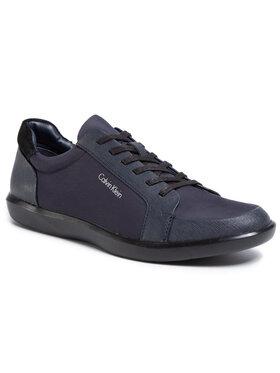 Calvin Klein Calvin Klein Pantofi Macabee 2 F1861 Bleumarin