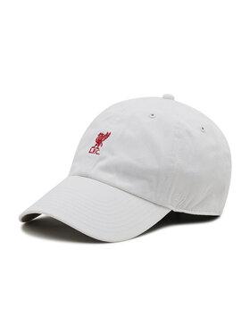 47 Brand 47 Brand Kšiltovka Premier League Liverpool F.C. EPL-BSRNR04GWS-WH Bílá