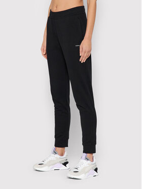 Outhorn Outhorn Долнище анцуг SPDD600 Черен Regular Fit