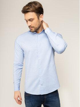 Joop! Joop! Marškiniai Pajos 30018902 Mėlyna Slim Fit