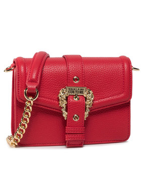Versace Jeans Couture Versace Jeans Couture Дамска чанта E1VZABF6 Червен