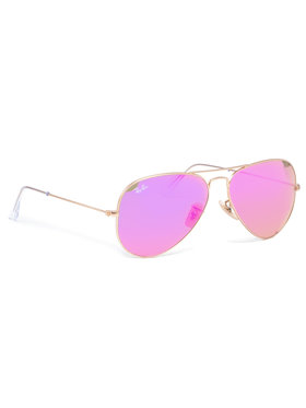 Ray-Ban Ray-Ban Sonnenbrillen Aviator Large Metal 0RB3025 112/4T Rosa