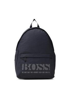 Boss Boss Sac à dos Magnified 50457027 10230704 01 Bleu marine