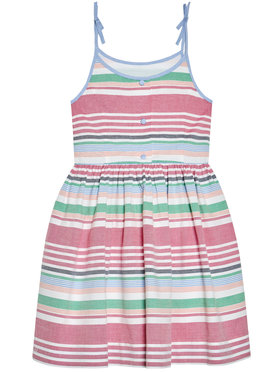 Polo Ralph Lauren Polo Ralph Lauren Ежедневна рокля Oxford 313832993001 Цветен Regular Fit