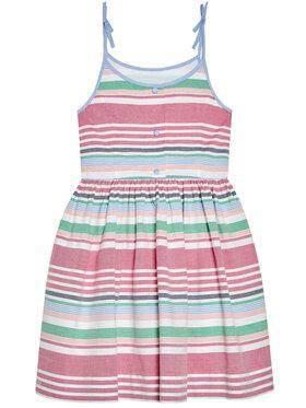 Polo Ralph Lauren Polo Ralph Lauren Každodenní šaty Oxford 313832993001 Barevná Regular Fit