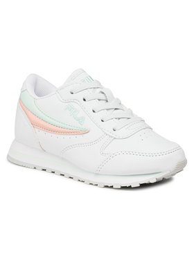 Fila Fila Sneakers Orbit Low Kids 1010783.94W Weiß