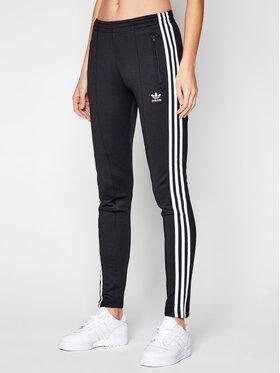adidas adidas Pantaloni trening Sst GD2361 Negru Slim Fit