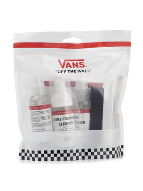 Vans Vans Комплект за почистване Shoe Care Travel Kit VN0A3IHTWHT1