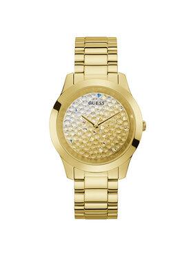 Guess Guess Laikrodis Crush GW0020L2 Auksinė