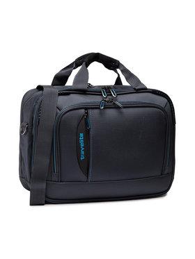 Travelite Travelite Geantă pentru laptop Crosslite Bordtasche 089504-04 Gri