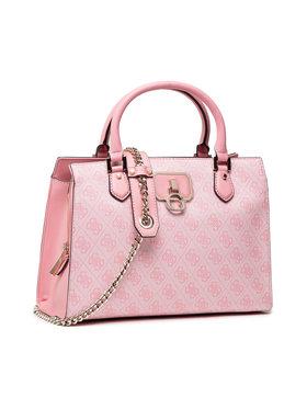 Guess Guess Дамска чанта Alisa (SG) HWSG81 23060 Розов