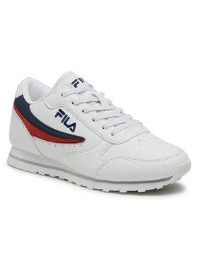Fila Fila Sneakers Orbit Low Kids 1010783.98F Bianco