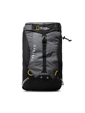 National Geographic National Geographic Plecak Backpack N16082.22 Szary