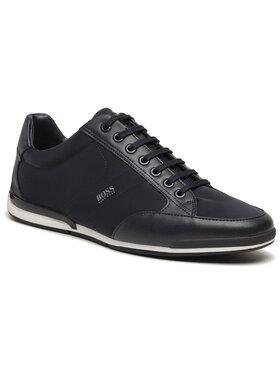 Boss Boss Sneakersy Saturn 50455323 10232529 01 Tmavomodrá