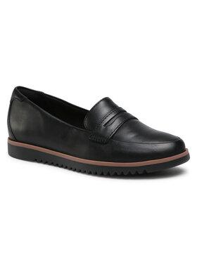 Clarks Clarks Pantofi Serena Terri 261593814 Negru