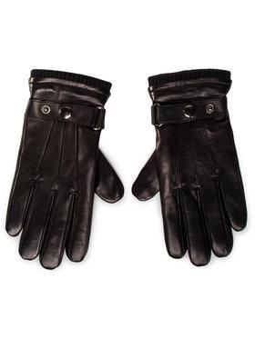 Gino Rossi Gino Rossi Γάντια Ανδρικά AR0137-000-BG00-9900-X Μαύρο