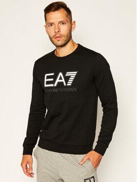 EA7 Emporio Armani EA7 Emporio Armani Sweatshirt 6HPM60 PJ05Z 0200 Schwarz Regular Fit