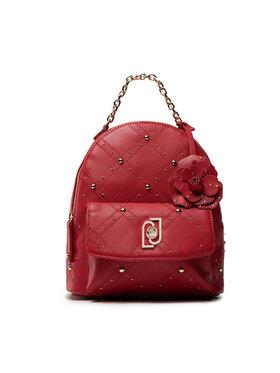 Liu Jo Liu Jo Ruksak M Backpack NF1203 E0426 Crvena