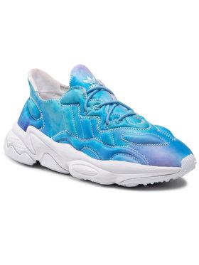 adidas adidas Topánky Ozweego Tech J FY2582 Modrá