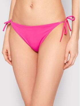 Calvin Klein Swimwear Calvin Klein Swimwear Dół od bikini KW0KW01230 Różowy