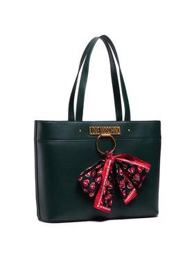 LOVE MOSCHINO LOVE MOSCHINO Дамска чанта JC4232PP0BKF0850 Зелен