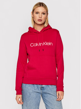 Calvin Klein Calvin Klein Majica dugih rukava Core Logo K20K202687 Ružičasta Regular Fit