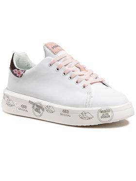 Premiata Premiata Sneakersy Belle 5147 Biały