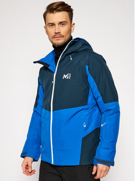 Millet Millet Lyžiarska bunda Niseko MIV8759 Modrá Regular Fit