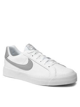 Nike Nike Chaussures Court Royale Ac BQ4222 105 Blanc