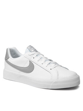 Nike Nike Обувки Court Royale Ac BQ4222 105 Бял