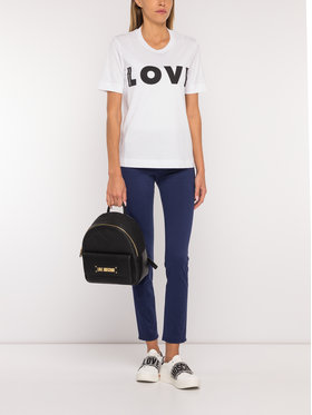 LOVE MOSCHINO LOVE MOSCHINO T-Shirt W4F151VM 3517 Regular Fit