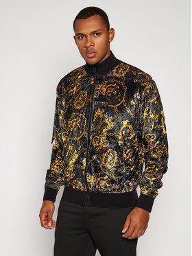 Versace Jeans Couture Versace Jeans Couture Яке бомбър B7GZB713 Черен Regular Fit