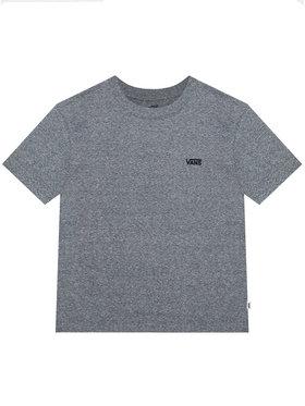 Vans Vans T-Shirt V Boxy VN0A4MFL Szary Regular Fit