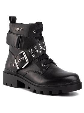 Liu Jo Liu Jo Kotníková obuv Debbie 22 469777 P0062 Černá