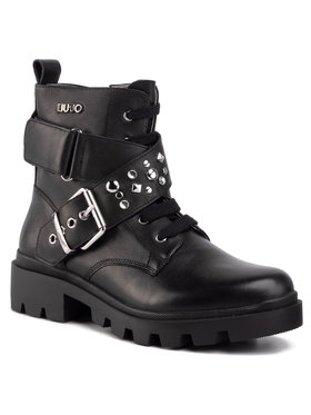 Liu Jo Liu Jo Обувки Debbie 22 469777 P0062 Черен
