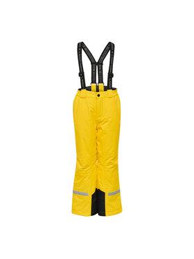 LEGO Wear LEGO Wear Ски панталони LWPlaton 709 21433 Жълт Regular Fit