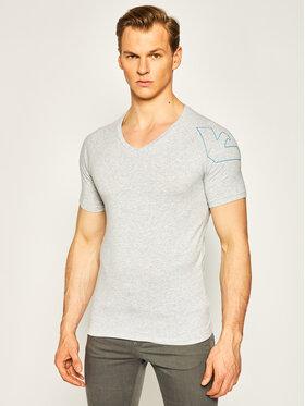 Emporio Armani Underwear Emporio Armani Underwear Marškinėliai 111760 0P725 00048 Pilka Regular Fit