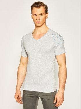 Emporio Armani Underwear Emporio Armani Underwear Póló 111760 0P725 00048 Szürke Regular Fit