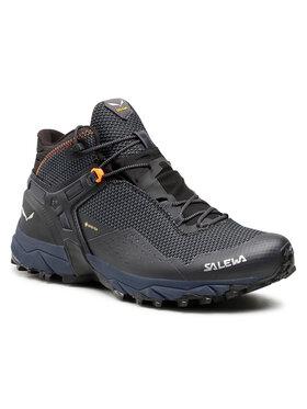 Salewa Salewa Chaussures de trekking Ms Ultra Flex 2 Mid Gtx 61387-0984 Bleu marine