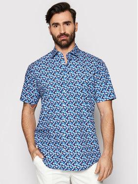 Pierre Cardin Pierre Cardin Marškiniai 5200/000/27407 Tamsiai mėlyna Modern Fit