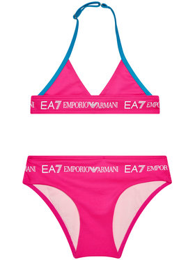 EA7 Emporio Armani EA7 Emporio Armani Női fürdőruha 913009 1P453 02773 Rózsaszín