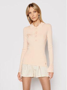 Patrizia Pepe Patrizia Pepe Sweater 8M1137/A8M8-R711 Rózsaszín Slim Fit