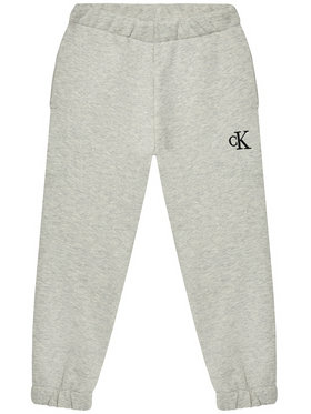 Calvin Klein Jeans Calvin Klein Jeans Donji dio trenerke IG0IG00778 Siva Relaxed Fit