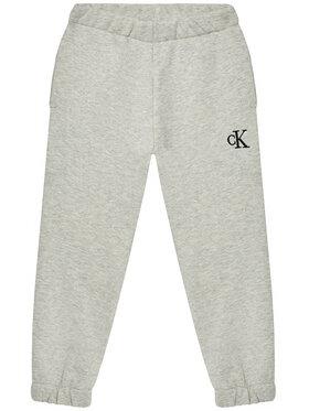 Calvin Klein Jeans Calvin Klein Jeans Pantaloni da tuta IG0IG00778 Grigio Relaxed Fit