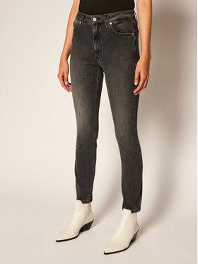 Calvin Klein Jeans Calvin Klein Jeans Дънки Skinny Fit Ckj 010 J20J214105 Сив Skinny Fit