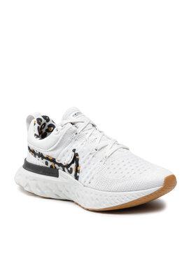 Nike Nike Topánky React Infinity Run Fk 2 DJ5932 Biela