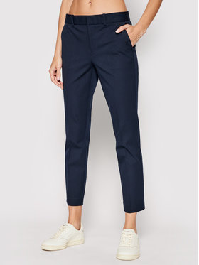 Polo Ralph Lauren Polo Ralph Lauren Pantalon en tissu Str 211752934002 Bleu marine Slim Fit