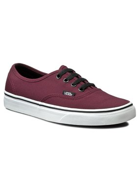Vans Vans Πάνινα παπούτσια Authentic VN000QER5U8 Μπορντό